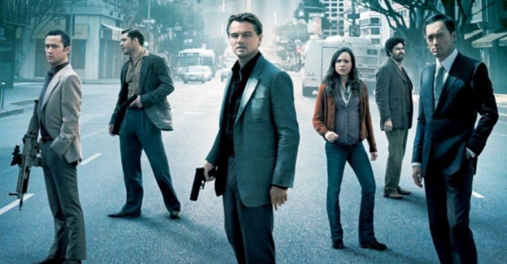 รีวิวหนังเรื่องINCEPTION (2010)