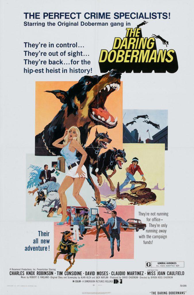 The Daring Dobermans (1973)