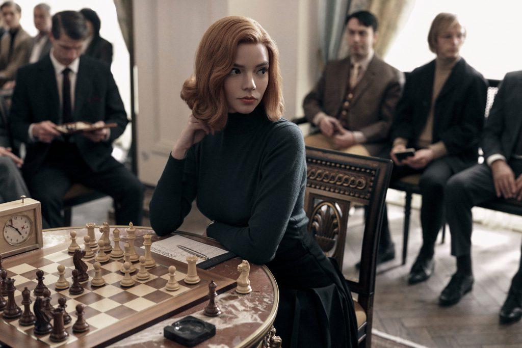 รีวิว หนัง The Queen's Gambit (ปีที่ฉาย 2020)